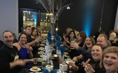 The 2018 Christmas Party - Happy Christmas!